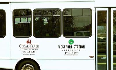 Westport Station, 2