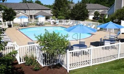 Pool, Mannington Place Townhomes, 0