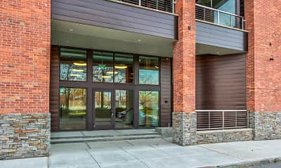 Building, McCarthy Modern Heritage Lofts, 2