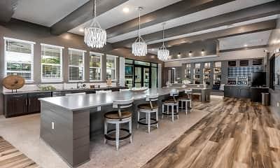Dining Room, Olympus Emerald Coast, 2