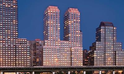 Building, 160 Riverside Boulevard, 1