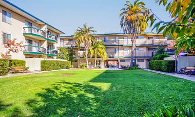 Building, The Californian Apartments, 0