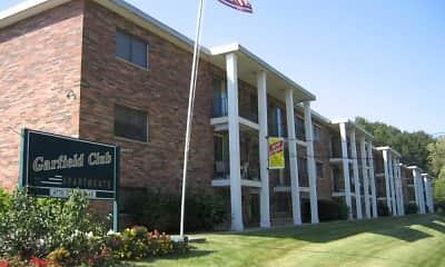Building, Garfield Club, 1