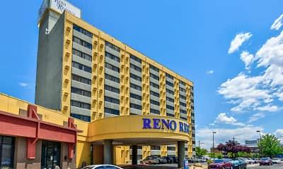 Building, Reno Regency, 1