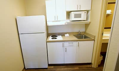Kitchen, Furnished Studio - Sacramento - Northgate, 1