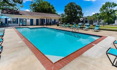Pool, Arbor Park, 2