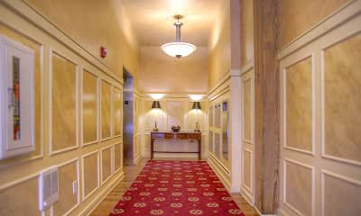 Foyer, Entryway, The Mayfair, 1