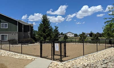 Recreation Area, Sky Vista Commons North & South, 2