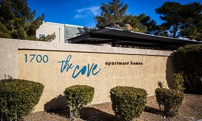 Community Signage, The Cove, 0