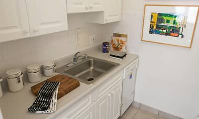 Kitchen, The Statesman, 1