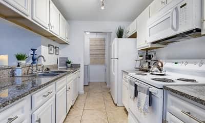 Kitchen, The Venetian Student Living, 1