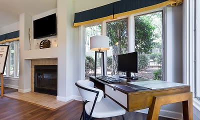 Dining Room, Windscape Apartments, 2