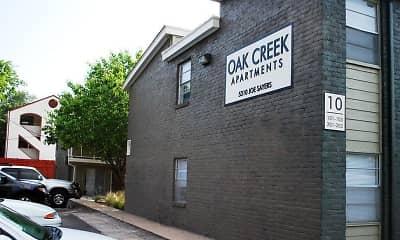 Community Signage, Oak Creek, 0