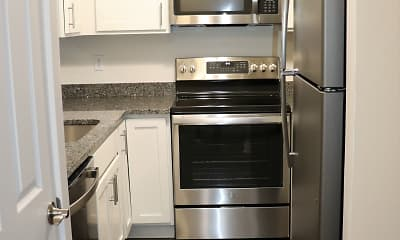 Kitchen, Hunter's Pointe Townhomes, 2