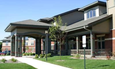 Building, Prairie Park Senior Apartments, 1