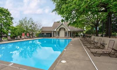 Pool, Wyncroft Hill, 1