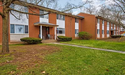 Building, Crestwood Park I Senior Apts, 1