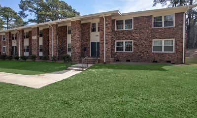Building, Carolina Pines Apartment Homes, 0