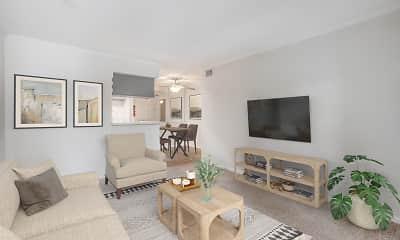 Living Room, Morningside Green, 0