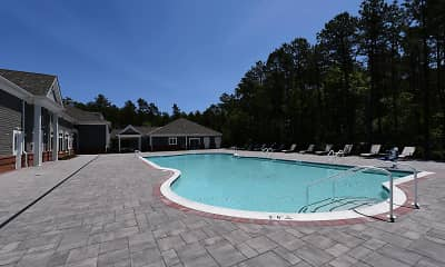Pool, The Gardens at Jackson Twenty-One, 2