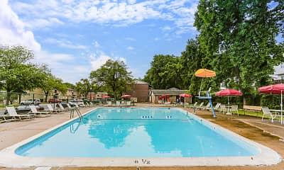 Pool, Rockdale Gardens Apartments, 0