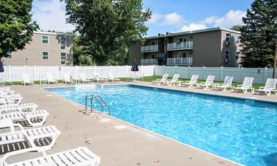 Pool, Harborside Manor, 1