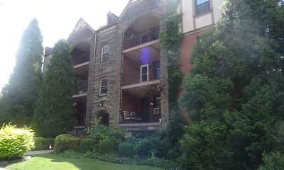 Building, Cornell Place Apartments, 0