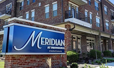 Community Signage, Meridian at Providence, 2