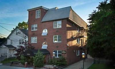 Building, Fairfield Townhouse at Woodmere, 0