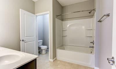 Bathroom, Andover Park, 2