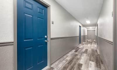 Bathroom, Whispering Oaks Apartments, 0