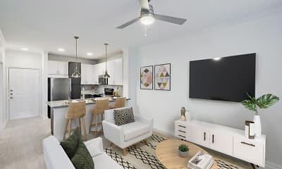 Living Room, Camden Heights, 1