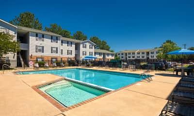 Pool, Aria Apartment Homes, 0