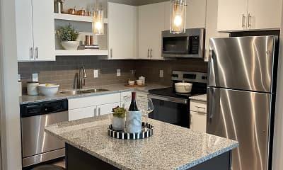 Kitchen, Fox Bridge North, 0