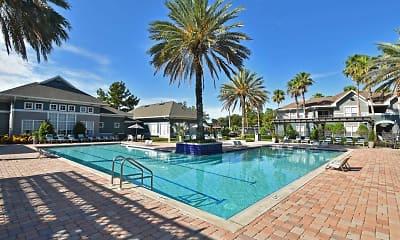 Pool, The Club at Millenia, 0