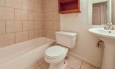 Bathroom, Maple Ridge, 2