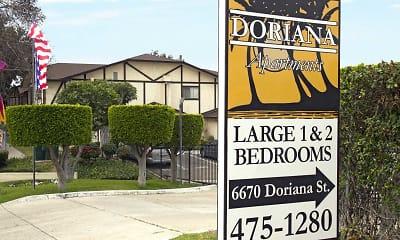Building, Doriana Apartments, 2