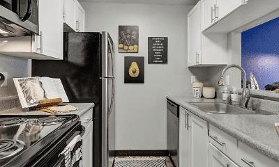 Kitchen, Arbor Creek, 0