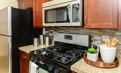 Kitchen, Sherry Lake Apartments, 0