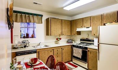 Kitchen, Briarcliff Apartments, 0