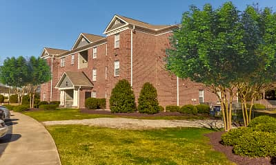 Building, Campbell Creek - PER BED LEASE, 1
