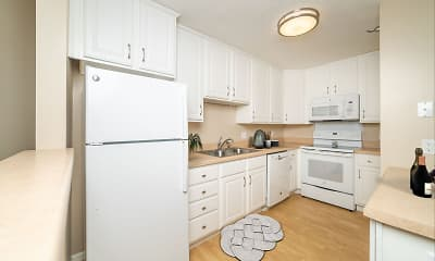 Kitchen, Riva Ridge, 0