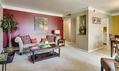 Living Room, Hiddentree, 0