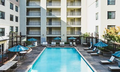 Pool, The Uptown, 1