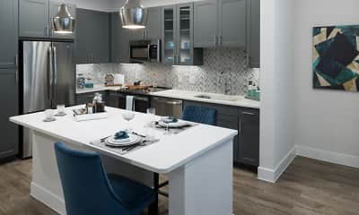 Kitchen, Alexan Ross, 1