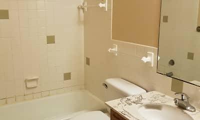 Bathroom, Chester Estates, 2