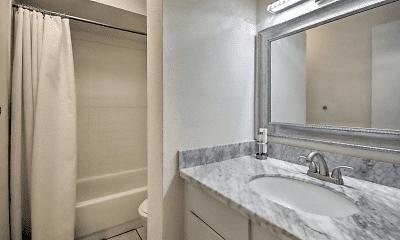 Bathroom, Loop Crossing, 1