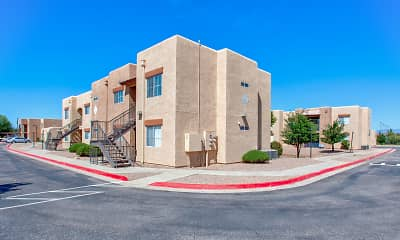 Building, Willcox Townhomes, 0