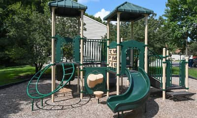 Playground, Dublin Park, 2