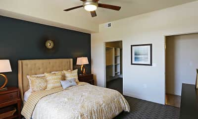 Bedroom, The Vue at Sugarhouse Crossing, 2